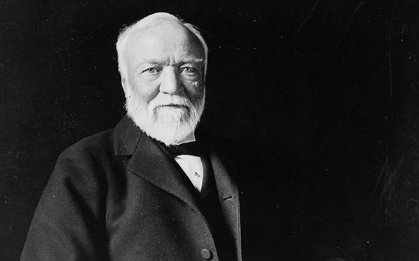 Andrew Carnegie's Gospel of Leisure