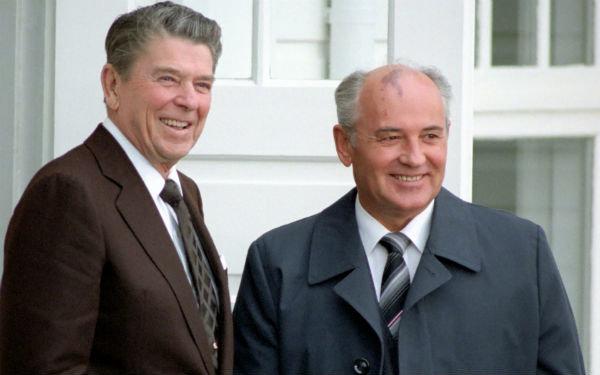 Jack Matlock on Russia and the U.S., Reagan, and Putin