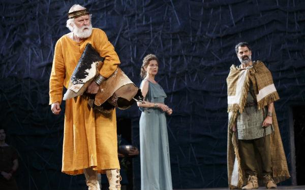 James Shapiro on Shakespeare, Lear, and Hamlet