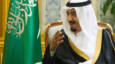 CJCS visits Saudi Arabia