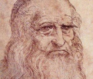 Leonardo da Vinci, the original Renaissance man.