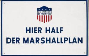 Benn Steil on the Marshall Plan and Donald Trump