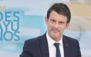 Manuel Valls on the challenges facing France