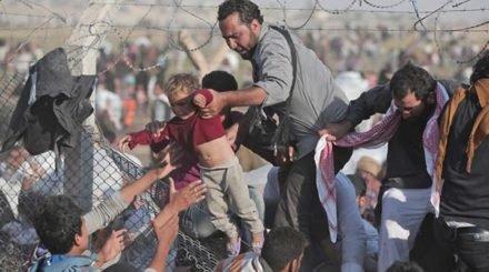 David Milliband on the global refugee crisis