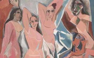 Miles Unger on Les Demoiselles d'Avignon