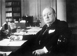 Andrew Roberts on Churchill vs. the Spanish Flu