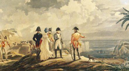 Mark Braude on Napoleon's Quarantine on Elba